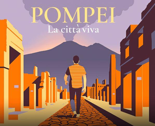 """""""Pompei la città viva"""": domani il 1° episodio del podcast di Piano B"""