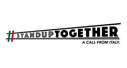 #STANDUPTOGETHER - A CALL FROM ITALY: NEGLI USA LA NUOVA CAMPAGNA SOCIAL DI ITALIAN HUB