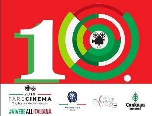 AD ANKARA LA X EDIZIONE DELLA SETTIMANA DEL CINEMA CONTEMPORANEO ITALIANO