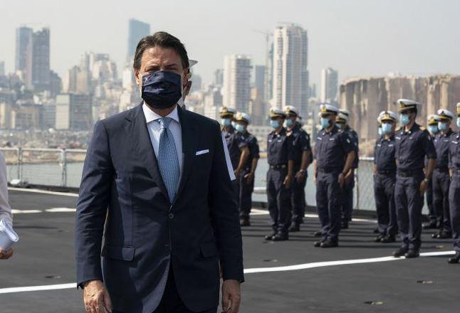 IL LIBANO PUÒ CONTARE SULL'ITALIA: CONTE A BEIRUT