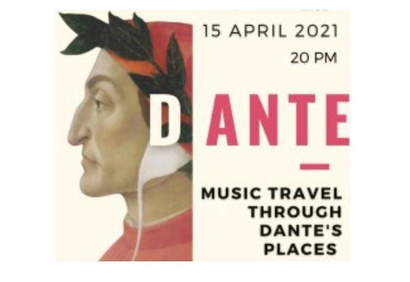 """""""Viaggio Musicale Verso i Luoghi di Dante"""": il concerto-documentario di due musicisti romagnoli in Svezia"""