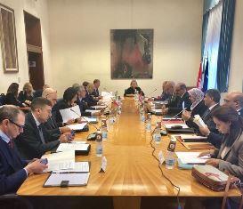 MIGRAZIONI E SVILUPPO: IL DG VIGNALI PRESIEDE LA SESSIONE NEGOZIALE TRA ITALIA E TUNISIA