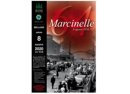 """L'ABM COMMEMORA IL 64° ANNIVERSARIO DI MARCINELLE E LA """"GIORNATA DEL SACRIFICIO DEL LAVORO ITALIANO NEL MONDO"""""""