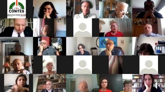UN LABORATORIO DI IDEE PER LA RIFORMA DEI COMITES EUROPEI: PIÙ DI 50 PARTECIPANTI AL DIBATTITO PROMOSSO DAI COMITATI DI BRUXELLES E PARIGI