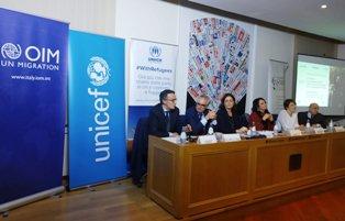 UNHCR-OIM-UNICEF: NUOVO RAPPORTO SUI GIOVANI MIGRANTI E RIFUGIATI IN ITALIA