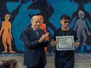 UNICEF ITALIA NOMINA ULTIMO GOODWILL AMBASSADOR