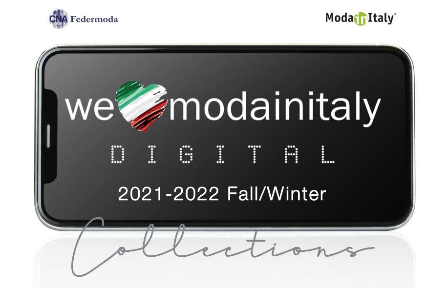 WeLoveModainItaly Digital: CNA Federmoda presenta le collezioni Autunno/Inverno con il MAECI