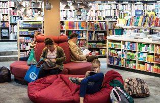 PIÙ LIBRI PIÙ LIBERI: QUASI NOVE MILIONI GLI ITALIANI FREQUENTATORI DI BIBLIOTECHE