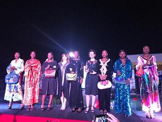 NIGERIA: MODA ITALIANA ALLA NIAMEY FASHION WEEK CON L'AMBASCIATA