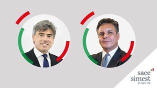 SACE: RODOLFO ERRORE NUOVO PRESIDENTE/ PIERFRANCESCO LATINI AMMINISTRATORE DELEGATO