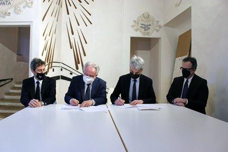 Trento - San Marino: siglato protocollo d'intesa delle università