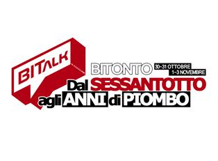 """""""BITALK"""": A BITONTO SI RIFLETTE SULL'ITALIA """"DAL SESSANTOTTO AGLI ANNI DI PIOMBO"""""""
