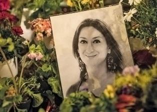 ANNIVERSARIO DELL'ATTENTATO A DAPHNE CARUANA GALIZIA: OMAGGIO IN AMBASCIATA