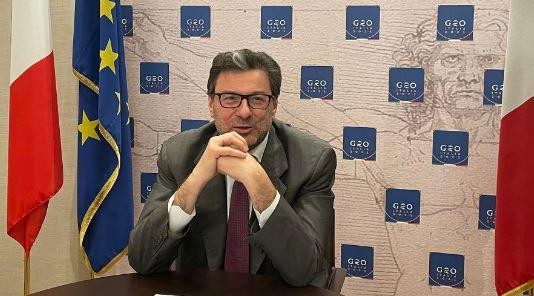 Digitale grande opportunità per cittadini e crescita economica: Giorgetti al G20
