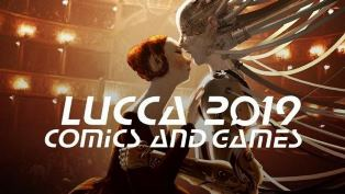 LUCCA COMICS&GAMES 2019: BECOMING HUMAN