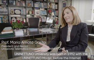 """""""EDUCATION WITHOUT BORDERS"""": UNINETTUNO MODELLO DI SUCCESSO INTERNAZIONALE"""