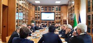 CORONAVIRUS/ DOMANI A BRUXELLES VERTICE DEI MINISTRI DELLA SALUTE UE
