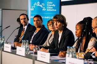 UNICEF: AL VIA A COLONIA IL PRIMO SUMMIT INTERNAZIONALE DELLE CITTÀ AMICHE DELLE BAMBINE E DEGLI ADOLESCENTI