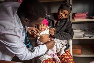 AGIRE CONTRO LA POLMONITE INFANTILE: L'APPELLO DELLE ORGANIZZAZIONI SANITARIE