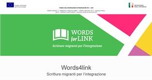 """""""WORDS4LINK – SCRITTURE MIGRANTI PER L'INTEGRAZIONE"""": CONCLUSA LA FASE DI MAPPATURA DEGLI ATTORI CHIAVE"""