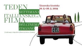 FARE CINEMA: LA SECONDA SETTIMANA DEL CINEMA ITALIANO NEL MONDO A LUBIANA