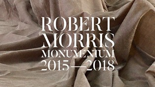"""MO(NU)MENTUM"": ALLA GNAM DI ROMA LA PERSONALE DI ROBERT MORRIS"