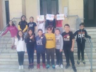 """LA SCUOLA ITALIANA DI ATENE ADERISCE AL PROGETTO EDUCATIVO """"IL BAMBINO, LA CITTA' E I MONUMENTI"""""""