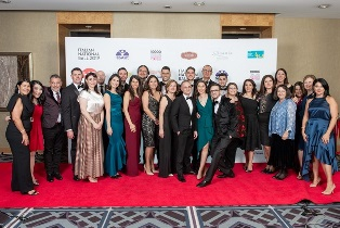 "GRANDE SUCCESSO A SYDNEY PER L'""ITALIAN NATIONAL BALL"" DEL COASIT"