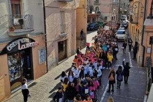 LUCANI NEL MONDO PROTAGONISTI DELLA MARCIA PER LA CULTURA