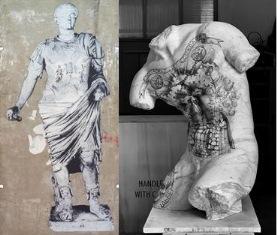 LUCA PIGNATELLI E FABIO VIALE ARTISTI IN DIALOGO A PIETRASANTA