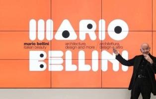 """MARIO BELLINI A MOSCA: """"ITALIAN BEAUTY. ARCHITETTURA, DESIGN E ALTRO"""""""