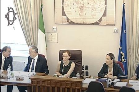 LA DANTE PER L'ITALIANO: RICCARDI E MASI ALLA CAMERA