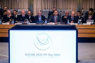 ALLA FARNESINA L'EUCISE2020 VIP DAY ITALIA