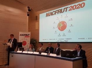 PRESENTATO ALLA FARNESINA MACFRUT 2020: TANTE LE NOVITÀ DELLA 37A EDIZIONE