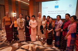 MYANMAR: LA MUSICA ITALIANA PER CELEBRARE L'8 MARZO