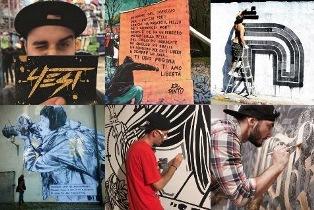 """""""ET CETERA / STREET ART: SULLE ALI DELLA LIBERTÀ"""" A PRAGA"""