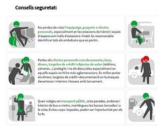 BARCELLONA: LE RACCOMANDAZIONI DEL CONSOLATO PER MIGLIORARE PROTEZIONE E SICUREZZA DEI TURISTI ITALIANI