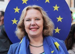 BEATRICE COVASSI LASCIA LA RAPPRESENTANZA DELLA COMMISSIONE EUROPEA IN ITALIA