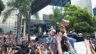 """GUAIDÓ: """"PRESTO PRENDERÓ POSSESSO DEL MIO UFFICIO A MIRAFLORES"""""""