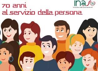 UN PATRONATO CHE GUARDA AL FUTURO IN ITALIA E ALL'ESTERO: I PRIMI 70 ANNI DI INAS CISL
