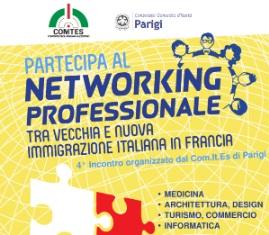I PROFESSIONISTI ITALIANI A PARIGI FANNO RETE TRA VECCHI E NUOVI ARRIVATI: L'INCONTRO IN CONSOLATO