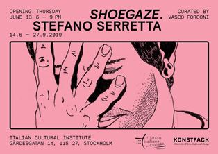SHOEGAZE: STEFANO SERRETTA ALL'IIC DI STOCCOLMA