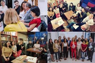 LA DANTE AL PREMIO STREGA 2019: IL VOTO VA A BENEDETTA CIBRARIO
