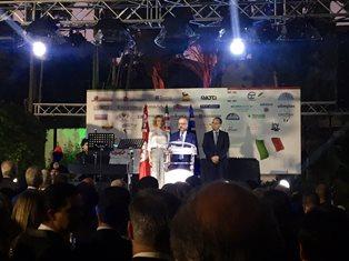 IN AMBASCIATA IL RICEVIMENTO PER LA FESTA DELLA REPUBBLICA IN TUNISIA