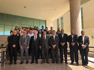 """GROUNDWATER MANAGEMENT AND CULTURAL HERITAGE"": ESPERTI ITALIANI AL CAIRO"