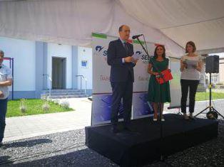 BELGRADO: L'AMBASCIATORE LO CASCIO VISITA LE IMPRESE ITALIANE A SABAC