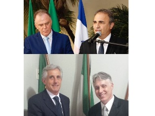 MERLO E VIGNALI A ESPIRITO SANTO (BRASILE): VERSO UNA NUOVA SEDE CONSOLARE