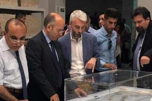 L'AICS PER L'ARCHEOLOGIA: APRE UNA NUOVA SALA AL MUSEO DI SLEMANI (IRAQ)