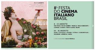 """""""8½"""": IL FESTIVAL DEL CINEMA ITALIANO TORNA IN 16 CITTÀ BRASILIANE"""