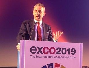 IL MINISTRO COSTA A EXCO: ITALIA ASPIRA ALLA LEADERSHIP DELLA COOPERAZIONE GLOBALE